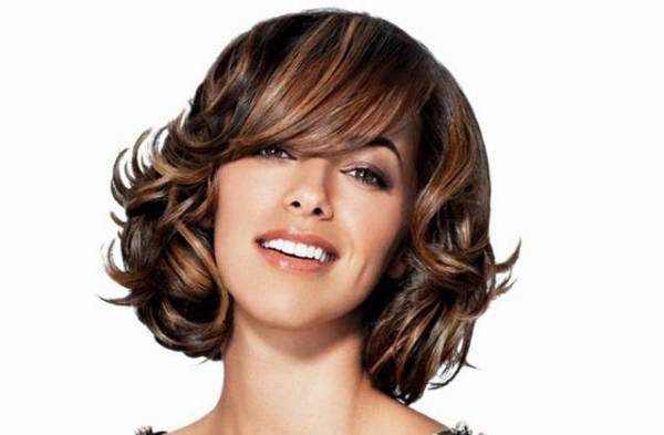 Light  Brown Hair  Color  for Short  Hair  Short  Hairstyles  2019