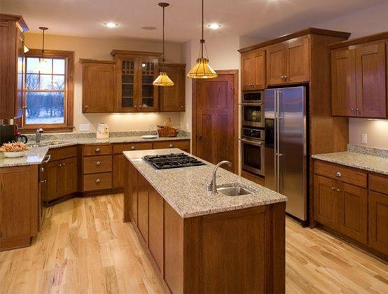 Mission Style Oak Kitchen Cabinets Door