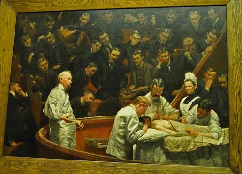 The Agnew Clinic - Thomas Eakins