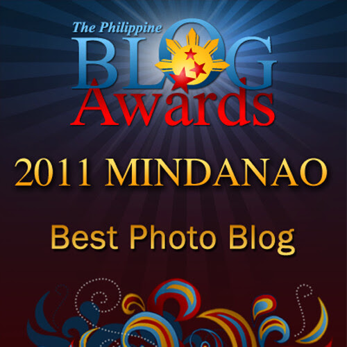 Lantaw is Best Photoblog in PBA 2011 for Mindanao!