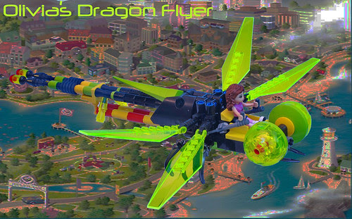 Olivia's Dragon Flyer
