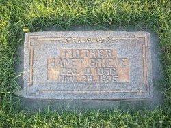 Janet <i>Howat</i> Grieve