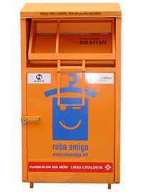 fotos reciclatge en barcelona