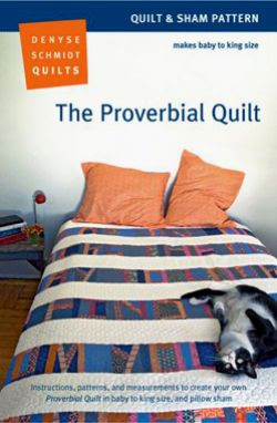 The Proverbial Quilt PatternPackaging