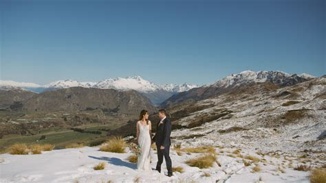 Katie & Bernard   Stoneridge Estate   Queenstown Wedding