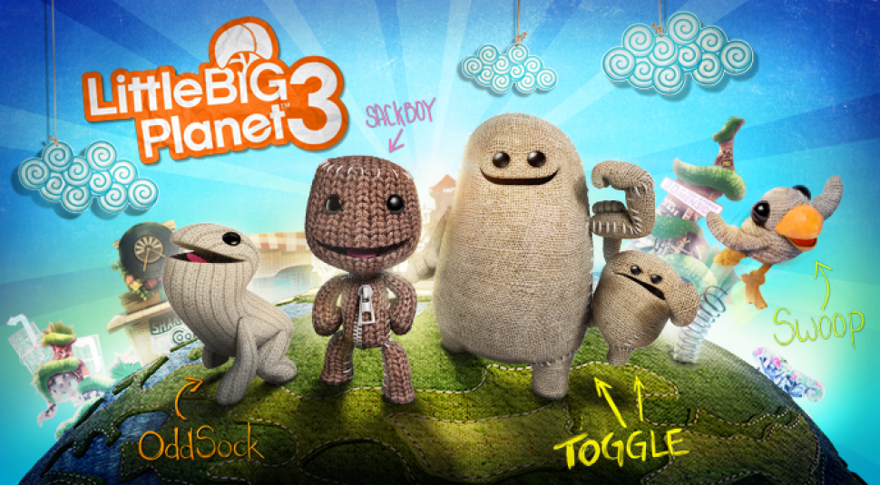 Little Big Planet 3 Wallpapers