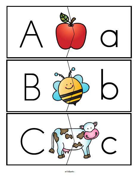 1000+ ideas about Preschool Alphabet Activities on Pinterest ...