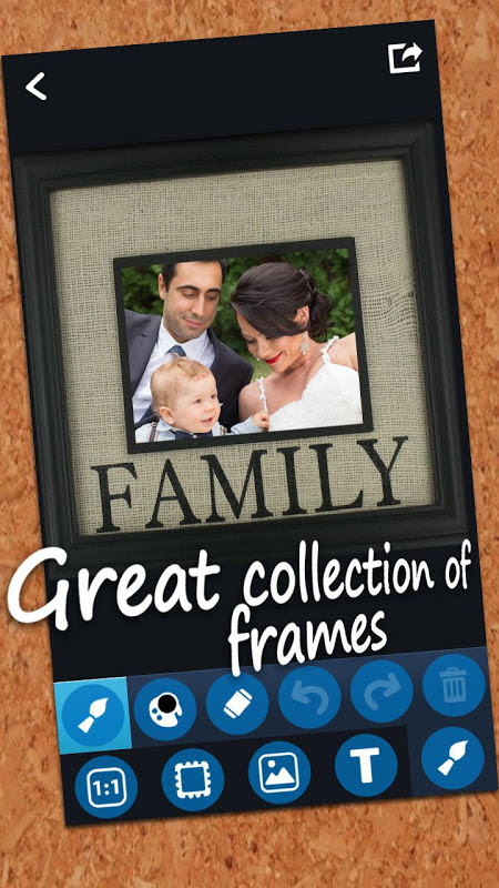 Family Photo Frame Maker Download The App Store
