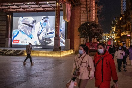 The Wuhan virus outbreak was a tragedy until Beijing changed the narrative.