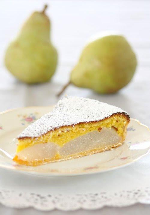 pear frangipane 1