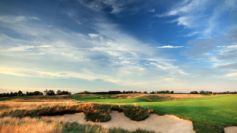 Erin Hills has previously hosted a US Amateur Championship
