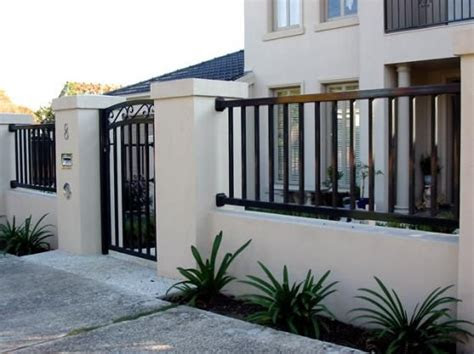 simple modern gate design google search home fencing