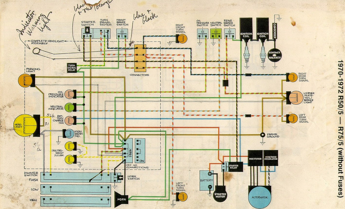 1974 Bmw 2002 Tii Wiring Diagram Thxsiempre