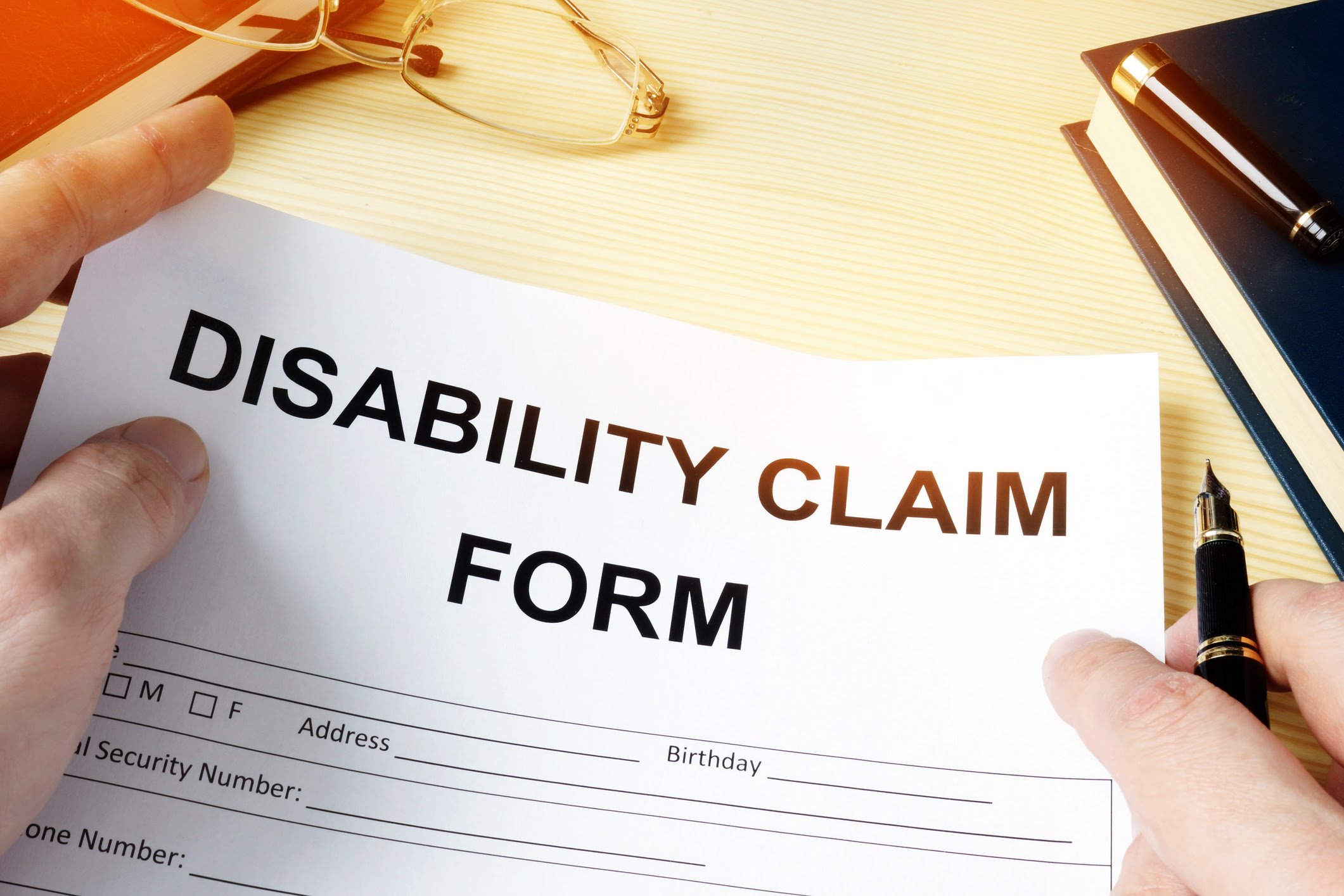 Ten-year review of disability claims shows trends in ...