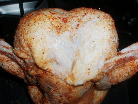 root beer can chicken