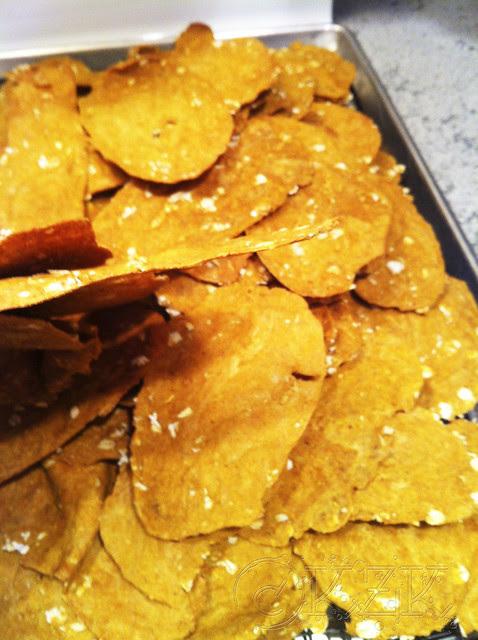 IMG_2024 Pumpkin Oat Cookies