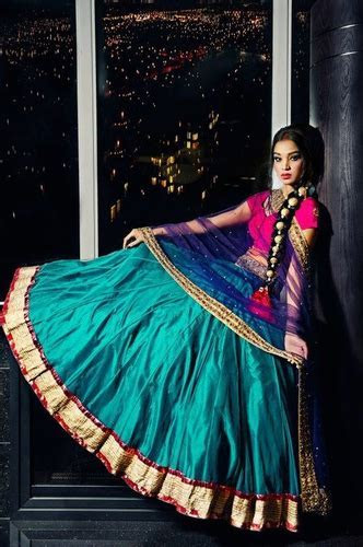 Lehengas   Simple Lehenga Manufacturer from Mumbai
