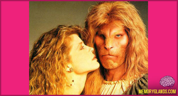 Beauty The Beast Memory Glands Funny Nostalgic Photos
