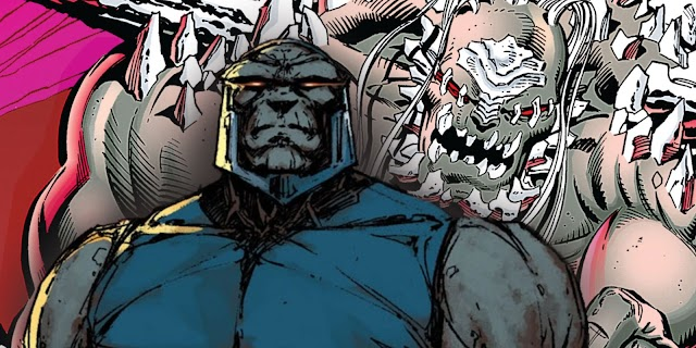 Darkseid Was Absolutely Humiliated in Battle By Doomsday