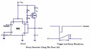 Ramp Generator Circuit