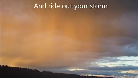 Ride Out Your Storm Lyrics