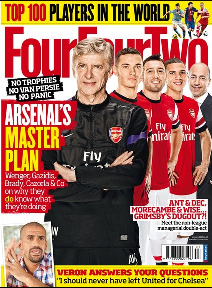 FourFourTwo UK - January 2013 (True PDF)