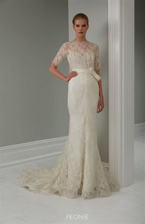 2015 Steven Khalil Wedding Dress Collection   MODwedding