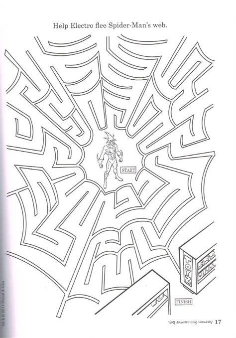 spider man coloractivity scholastic australia