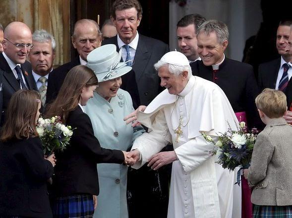 Anular Matrimonio Catolico : Comentarios sobre la visita papal a gran bretaña neoatierra
