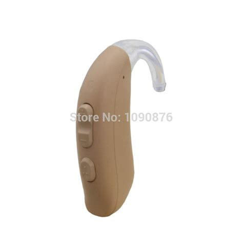 Large Power 8 Channels 8 Bands Digital BTE Hearing Aid