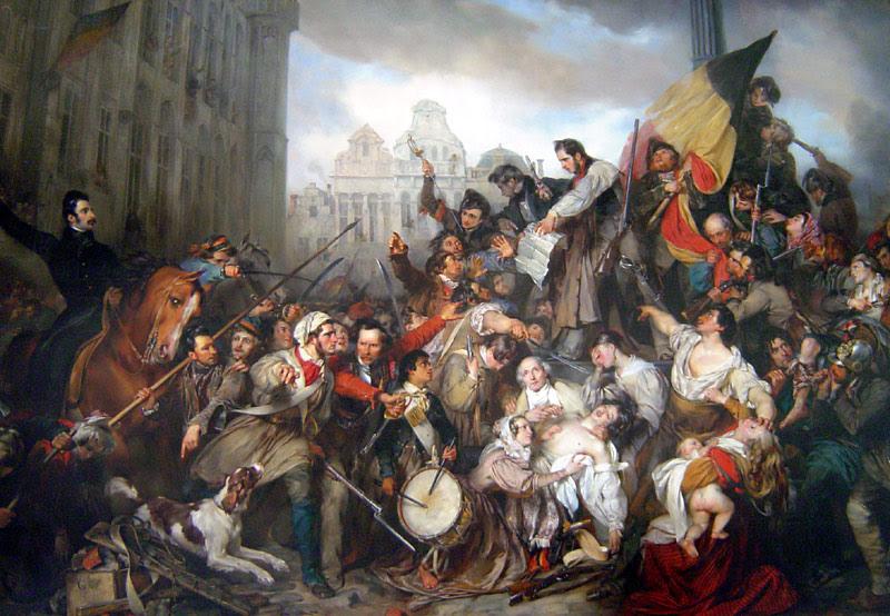 Archivo: Wappers revolution.jpg belga