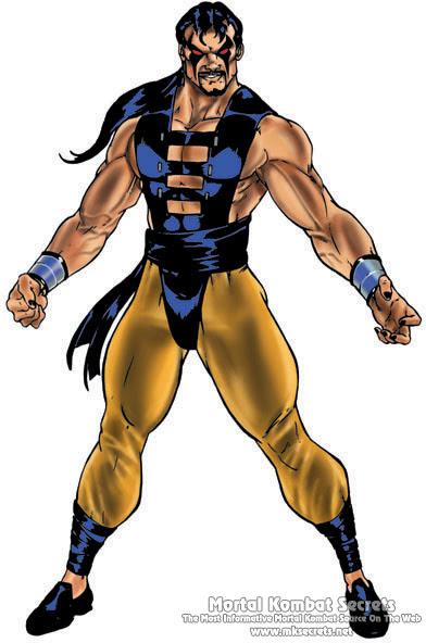 mortal kombat characters. Mortal Kombat 3 - Character