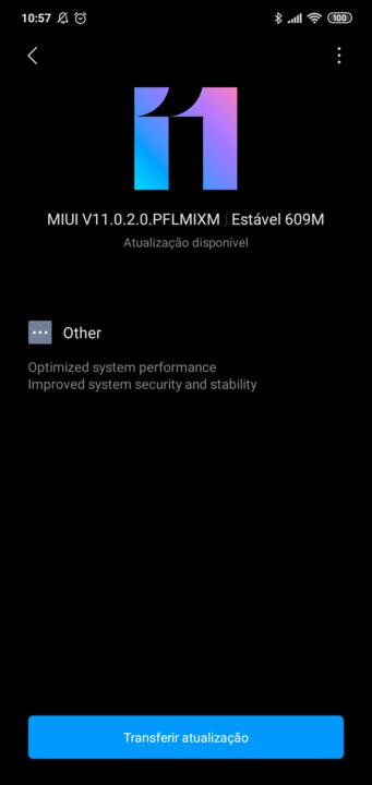 MIUI 11 já chegou também ao dispositivo Redmi7 da XIAOMI