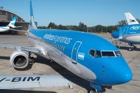 Los gremios aeronáuticos exigen una suba del 50 %. Aerolíneas Argentinas no está dispuesta a superar el 31 %