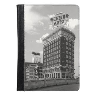 Western Auto Half Cylinder Building Photo
