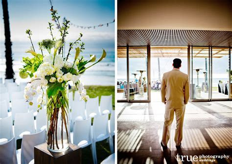 Scripps Seaside Forum Beachfront Wedding   I Do Weddings