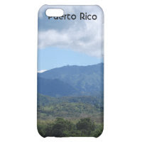 Rainforest iPhone 5C Cover