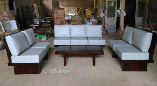 Sofa Kayu Modern