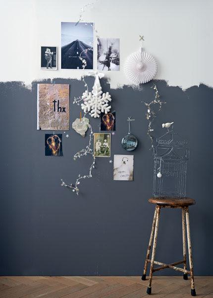 Murs Bicolores Peindre Une Moitié Pour Gagner En équilibre