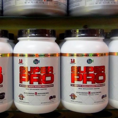 Novidade: Super Pro da BPI Sports by Mega Vitaminas