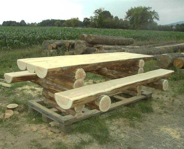 Mobili su misura arredamenti su misura di qualit tavoli - Tavoli legno da esterno ...