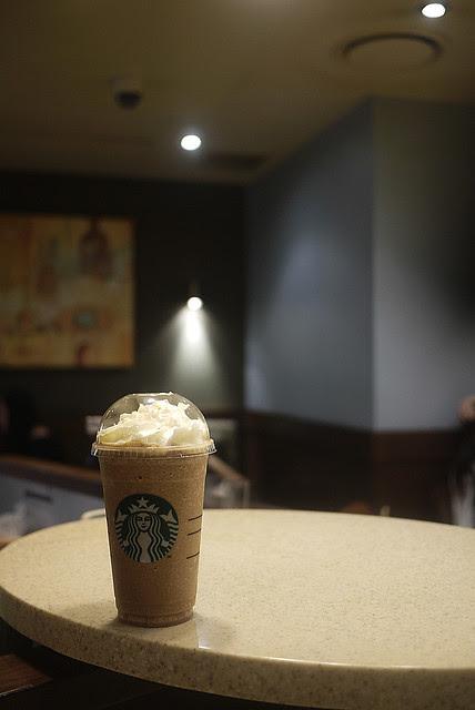 Revamped Starbucks Siren