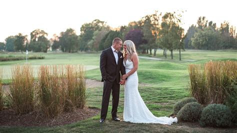 Wedding Ceremony and Reception   QGolf Club Private Golf