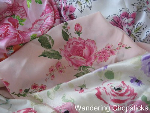 Frowsy Flowery Quilt 4