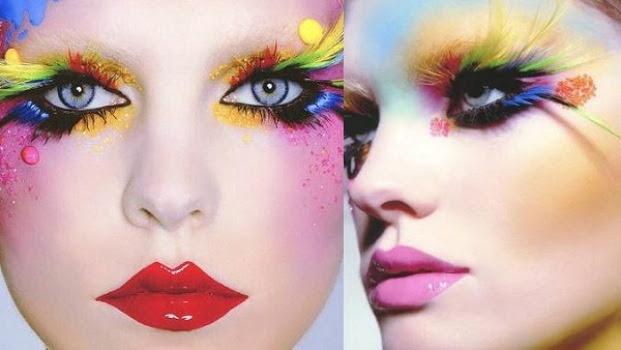 575771 Dicas de maquiagem para Carnaval 2015 24 Dicas de maquiagem para Carnaval 2015