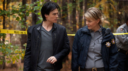 Vampire Diaries - Couper les ponts