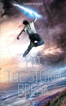 Couverture Let The Sky Fall, tome 2 : Let the Storm Break