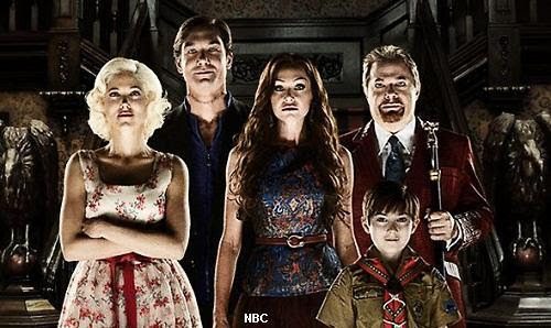NBC provides a look at the new Munsters