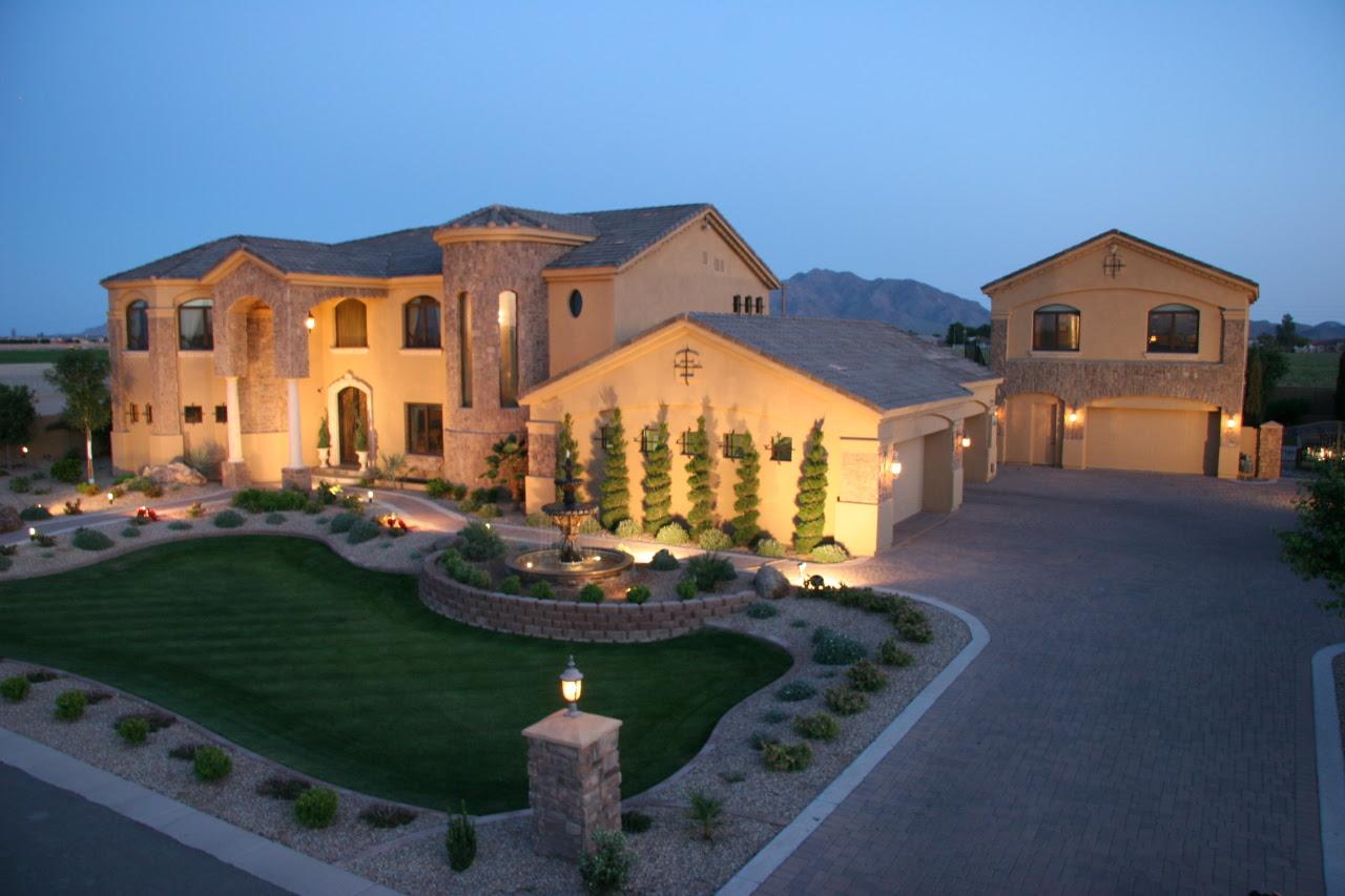 luxury homes exterior designs ideas