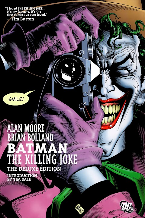 Batman The Killing Joke Comic Book Online